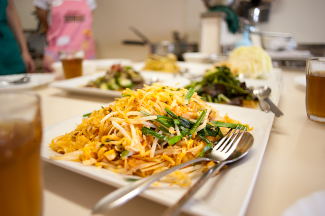 タイ料理F2.8