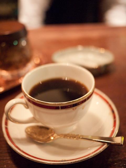 コーヒーF1.7